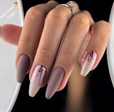 50 Beautiful Nail Art Designs & Ideas Nails have for long been a vital measurement of beauty and Cute Spring Nails, Summer Nails, Cute Nails, Fancy Nails, Hair And Nails, My Nails, Nails Yellow, Nagellack Trends, Trim Nails