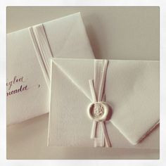 Partecipazioni origami in carta Amalfi