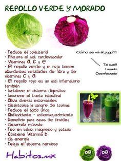 Beneficios de la coliflor #hábitosmx #hábitos #health #salud