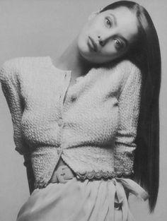 Barneys New York (1987/1988) Christy Turlington by Steven Meisel