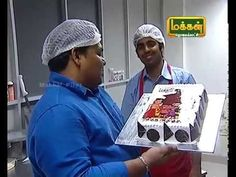 Making of Photo Cake - Cake Park Chennai - YouTube