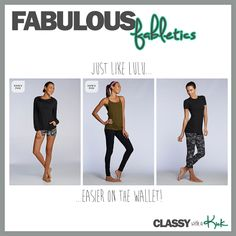 The Fabulosity of Fabletics Pretty Cool, New Trends, Lifestyle Blog, What To Wear, Lululemon, Personal Style, Kicks, Classy, Workout Clothing