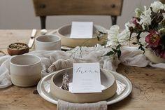 Détails agencement table de mariage | les moments d'où - photographie | Histoires et détails - Nessa Buonomo