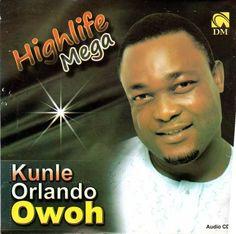 Kunle Orlando Owoh - Highlife Mega - CD