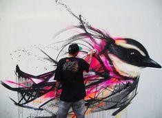 incredible graffiti street art 11 Eye opening graffiti and street art that deserves your recognition Photos) Graffiti Art, Reverse Graffiti, Street Art Quotes, Beautiful Graffiti, Urban Painting, Beautiful Series, Bored Panda, Best Cities, Street Artists