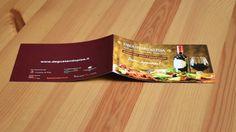 Brochure e Depliant - Degistando Pisa | Studio Ellipse - Grafica e Web Design