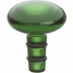 Orb Green Bottle Stopper C&B