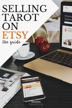 Etsy is the new hotspot to sell tarot readings for those who want…