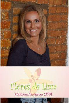 Flores de Lima * Tricô * Veja o catálogo online: http://issuu.com/renatalimamoreira/docs/catalogo_2014