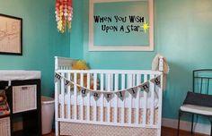 Baby Boy Nursery Decor Nursery Decor Nursery by OnceUponAHoliday