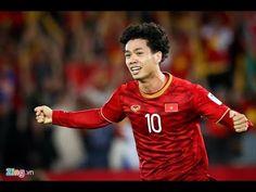 Việt Nam - Jordan: Bàn thắng tuyệt đẹp của Công Phượng làm khán giả nức ... Asia Cup, Chia, Manchester City, Neymar, Iran, Jordans, Football, Boys, Sports