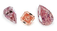 Beautiful rare red fancy diamonds #yorxs #diamanten #rot