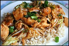 Kuřecí kousky sčínským zelím Chicken Recipes Video, Healthy Chicken Recipes, Asian Recipes, Ethnic Recipes, Chinese Recipes, Meal Recipes, Healthy Food, Recipies, Chicken Eating