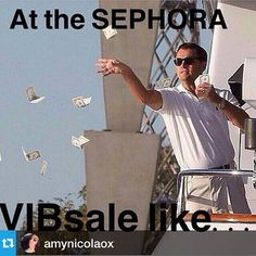 VIP status isn't as important as VIB status. | 29 Things All Sephora Addicts Know To Be True