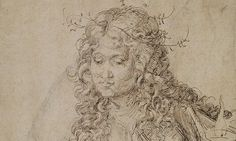 'Not especially charismatic by his standards' … Albrecht Dürer's A Wise Virgin – centrepiece of the show. Click to enlarge. Photograph: Cour...