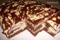 Našla som ho na nete na madarskej stránke chutí fantasticky Slovak Recipes, Czech Recipes, Baking Recipes, Cake Recipes, Dessert Recipes, Sweet Desserts, Sweet Recipes, Animal Cakes, Dog Cakes