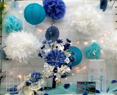 2013 Wedding Trend: Backgrounds & Paper Lanterns