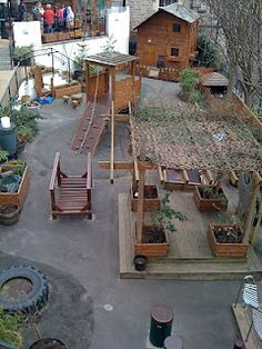 outdoor play area ideas