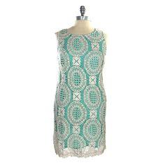 Crochet Lace Dress at Maverick Western Wear
