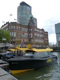 Interview met Watertaxi Rotterdam