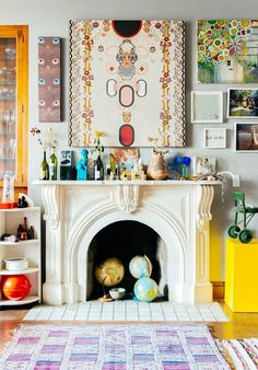 "The Bohemian chic home often has what people call a ""Morrocan"" look but it's… House Design, Interior Design, House Interior, Minimalist Decor, Home, Interior, Bohemian Chic Home, Maximalist Decor, Home Decor"