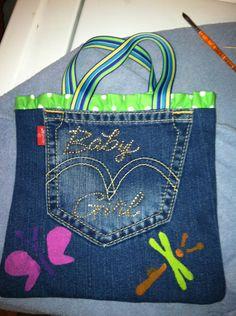 Levi jean purse for my niece