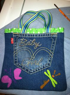 Levi jean purse for my niece