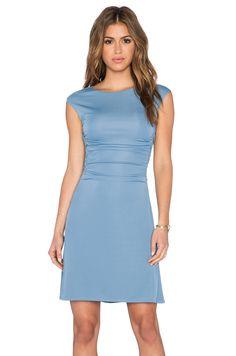 Bailey 44 L'Avventura Dress in Captains Blue   REVOLVE
