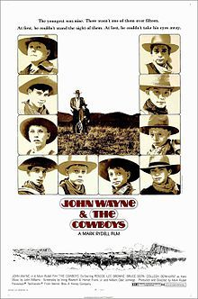 Movies I enjoy with my father will always be in my list of favorites, and The Cowboys (1972) is one of them. Curse you Bruce Dern!