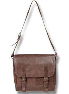 W Collection Men's Messenger Bag