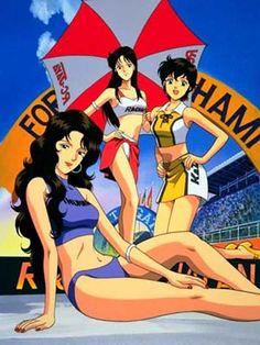 Cat's Eye Anime, Manga Anime, Illustration Manga, Illustrations, Cat Drawing, Manga Drawing, Female Characters, Anime Characters, Nicky Larson