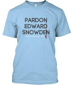 Pardon our french, Edward Snowden