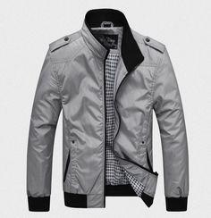 2015 New Fashion Men Jacket