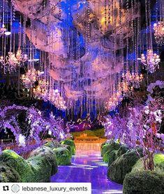 Wedding scene setting, luxurious romantic wedding banquet - World Styles Wedding Scene, Fantasy Wedding, Wedding Night, Dream Wedding, Gold Wedding, Glamorous Wedding, Wedding Goals, Wedding Themes, Wedding Venues