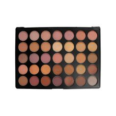 Morphe 35-Color Taupe Palette