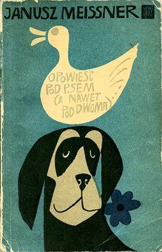 Vintage cover (Janusz Meissner)