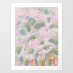 Horizon+Art+Print+by+Georgiana+Paraschiv+-+$18.00