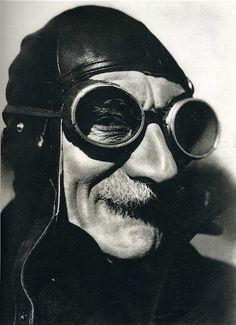 Photographer Norman Parkinson