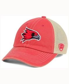 Top of the World Southeast Missouri State Redhawks Wicker Mesh Cap - Red Adjustable