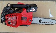 Motoferastrau Maruyama MCV 3100 TS. E-Just technology. Outdoor Power Equipment, Technology, Tech, Tecnologia, Garden Tools