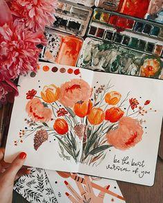 "Tanja von Die Handletterei's Instagram profile post: ""#letternammorgen #bethebestversionofyou ✨✍🏻 . . . #letteringquotes #letteringchallenge #lettering_co #letteringcommunity #letteringlove…"""