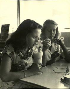 At the Malt Shop c.1940s