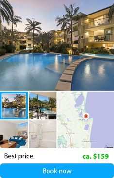 Montpellier Boutique Resort (Noosaville, Australia) – Book this hotel at the cheapest price on sefibo.