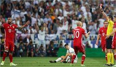 Berita Bola - Wasit vs Madrid Curang, Vidal: Ini Perampokan