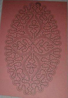 Tombolo Crochet Mandala, Filet Crochet, Crochet Lace, Romanian Lace, Bobbin Lacemaking, Bobbin Lace Patterns, Point Lace, Needle Lace, Irish Lace