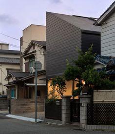 FKH HOUSE SHOWROOM / SHINTARO FUKUHARA / KOBE, JAPAN