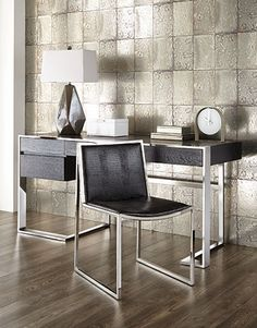 Blair Dining Chair | Ikon Collection Dalton Desk | Club Collection