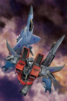 Starscream, favorite transformer