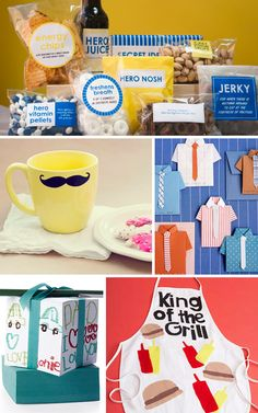 30+ Father's day celebration and Gift ideas! where on earth was this list when I needed it last month.