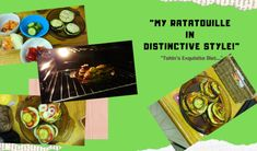 Best Ever Ratatouille Recipe - Tohin's Exquisite Diet | My Exquisite Body And Hair